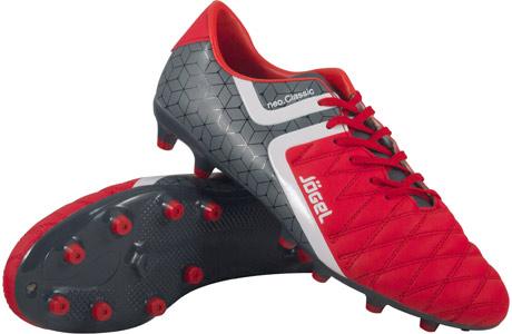 Бутсы футбольные Jogel Mondo (красный) 7d09754db69