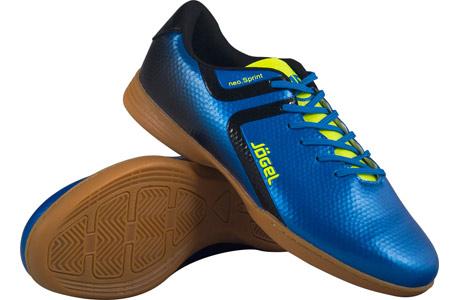 Бутсы зальные Jogel Rapido (синий) 07447d07f50