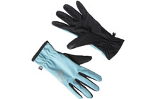 134926-8148 Перчатки Asics Winter Performance Gloves (голубой)