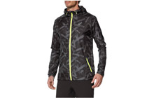 141640-1105 Куртка мужская Asics fruzeX Packable Jacket (черный)
