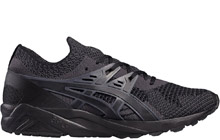 h705n-9090 Кроссовки мужские Asics Tiger Gel-Kayano Trainer Knit