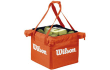 wrz541100 Сумка для мячей Wilson Teaching Cart